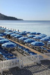 Hotel Villa Rivoli, Hotely  Nice - big - 48