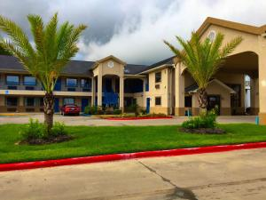 Americas Best Value Inn & Suites Mont Belvieu Houston, Motels  Eldon - big - 18