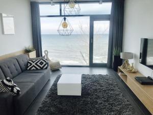 Apartment Morski Widok w Boulevard Ustronie Morskie