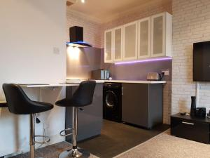 The Broughton Residence - Modern 1 Bed Flat - Walking distance from City Centre - Hotel - Edinburgh