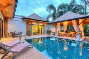 obrázek - 3 Bedroom Pool Villa @Namjai
