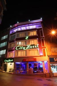 Отель Bursa City Hotel, Бурса