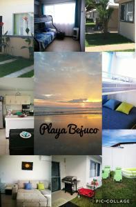 Casa de playa privada en condominio Puntarenas