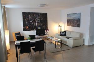 Urban-Style Apartment