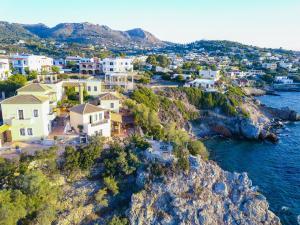 Vrachokipos Aegina Greece