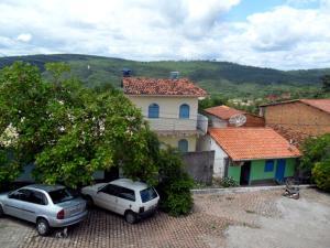 Casa das Cachoeiras, Ubytování v soukromí  Lençóis - big - 23