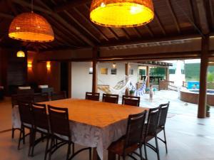 Rancho Dois Irmãos, Prázdninové domy  Carmo do Rio Claro - big - 11