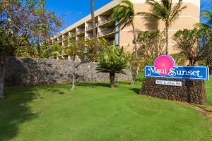 Maui Sunset B402 Condo, Apartmány  Kihei - big - 4