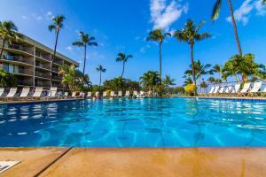 Maui Sunset B402 Condo, Apartmány  Kihei - big - 5