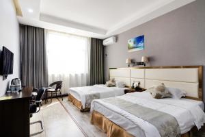 Auberges de jeunesse - Changle Garden Apart Hotel