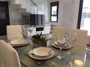 Luxury 3 bedroom 3 bathroom house, Playa Flamenca, Ferienhäuser  Playa Flamenca - big - 47