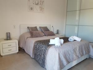 Luxury 3 bedroom 3 bathroom house, Playa Flamenca, Ferienhäuser  Playa Flamenca - big - 42