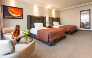 InterContinental Santiago, Hotel  Santiago - big - 5