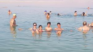 Yifat's Rooms Dead Sea, Chaty  Neve Zohar - big - 28