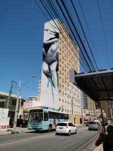 Casa Feliz, Apartmanok  Fortaleza - big - 5
