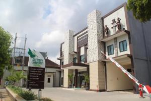 Auberges de jeunesse - Green Garden Hotel