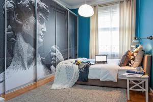 Boutique Apartments 360º - Eclectica Apartment, Ferienwohnungen  Belgrad - big - 1