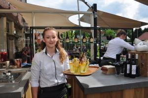 Hotel Abdij de Westerburcht, Hotely  Westerbork - big - 71