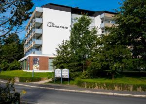 Hotel Alexandersbad - Bad Alexandersbad