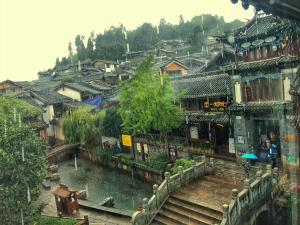 Flower Mirage Inn, Pensionen  Lijiang - big - 44