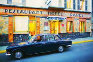 emblème de l'établissement The Old Hotel Ravel Centre