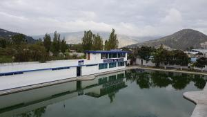 Hosteria San Vicente, Hostels  Guaillabamba - big - 21