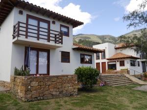 ApartaSuites Las Marías, Aparthotely  Villa de Leyva - big - 63