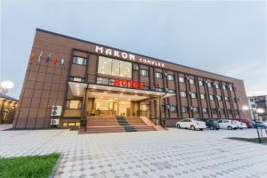 Albergues - Hotel MAKON complex