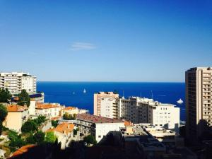 obrázek - Sea-view 2BR Apartment on Monaco fringe