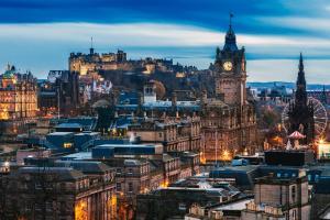 Edinburgh Flat Sleeps 4