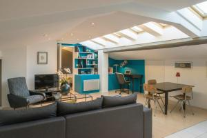 Location gîte, chambres d'hotes Appartement 9 Place d'Alliance dans le département Meurthe et Moselle 54