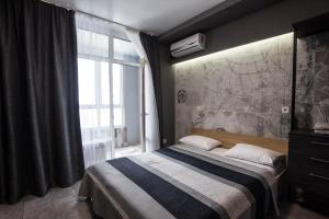 Solo Apartment Virmenska, Apartmány  Kyjev - big - 1