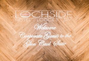 Lochside House Hotel & Spa, Отели  New Cumnock - big - 26