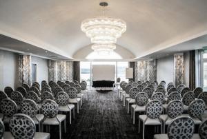 Lochside House Hotel & Spa, Отели  New Cumnock - big - 43