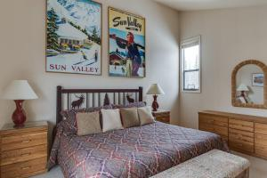 Dollar Meadows #1359, Holiday homes  Sun Valley - big - 15