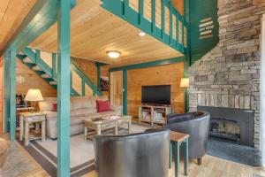 32 Cabin Cluster Ln, Prázdninové domy  Sunriver - big - 49