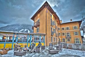 Le Miramonti Hotel & Wellness, Hotely  La Thuile - big - 58