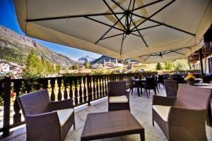 Le Miramonti Hotel & Wellness, Hotely  La Thuile - big - 45
