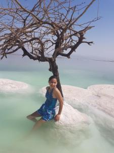Yifat's Rooms Dead Sea, Chaty  Neve Zohar - big - 30