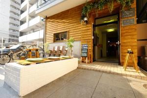 Scalene Hostel