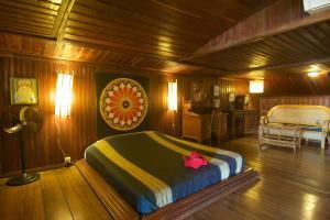 Terres Rouges Lodge, Hotels  Banlung - big - 77