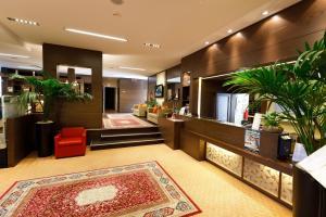 Hotel Villa Delle Rose, Отели  Оледжо - big - 35