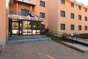 Hotel Villa Delle Rose, Отели  Оледжо - big - 43