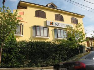 Hotel Kolping - Mahall' e Kryethuit