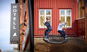 Hotell Conrad - Sweden Hotels, Hotely  Karlskrona - big - 22