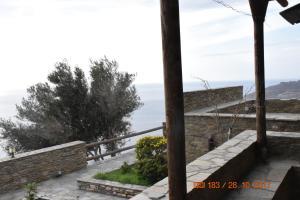 Sunrise Stone Residence Andros Greece