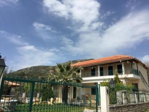 Green House, Affittacamere  Himare - big - 50