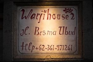 Warji House 2, Affittacamere  Ubud - big - 46