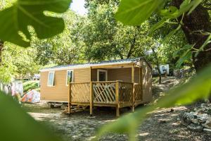 Location gîte, chambres d'hotes Camping les Chênes dans le département Ardèche 7