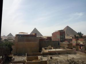 Horus Guest House Pyramids View, Мини-гостиницы  Каир - big - 74